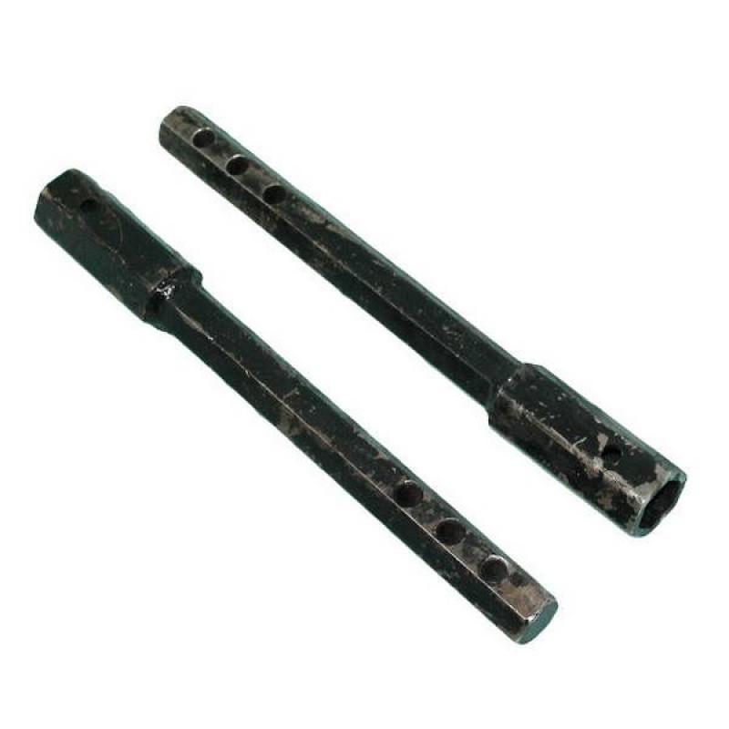 Удлинители к МБ Брайт, Кама, Карвер S-24 шестигран., L - 310mm, комплект